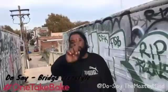 OneTakeBake freestyle
