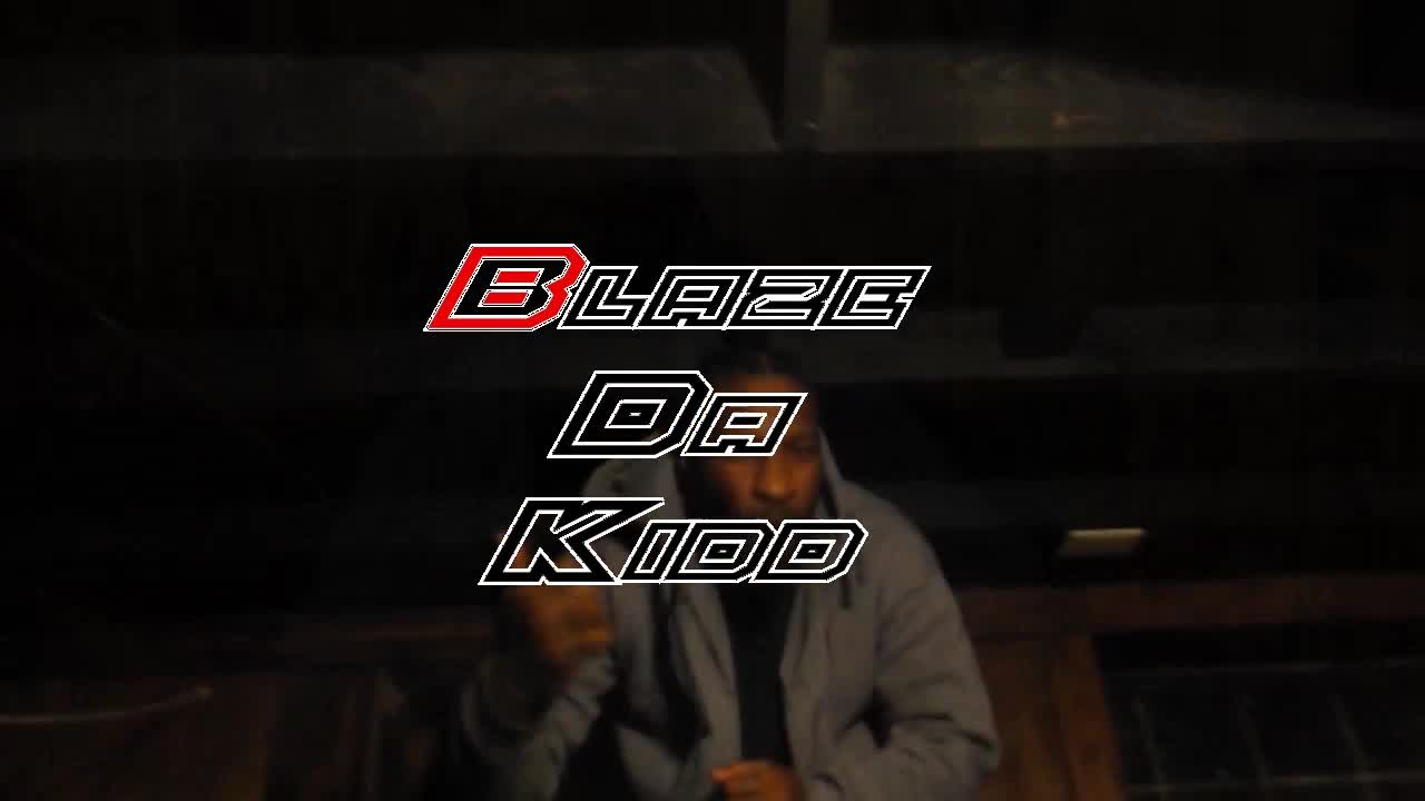 "Blaze Da Kidd Ft DGreenAMonster ""S.A.D"" (Prod by DGreenAMonster)"