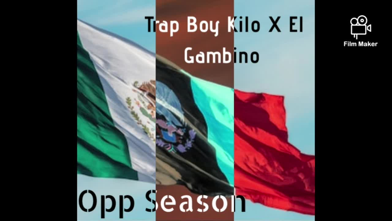 Trap Boy Kilo X El Gambino - Opp Season (official audio)( From the D t